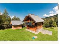 Berghütte in Hüttenberg