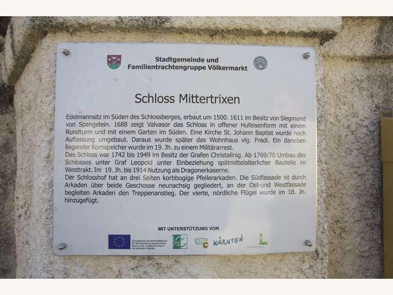 Schloss in 9102 Mittertrixen - 8