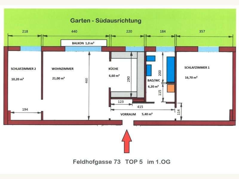 Wohnung in 9020 Klagenfurt - 11