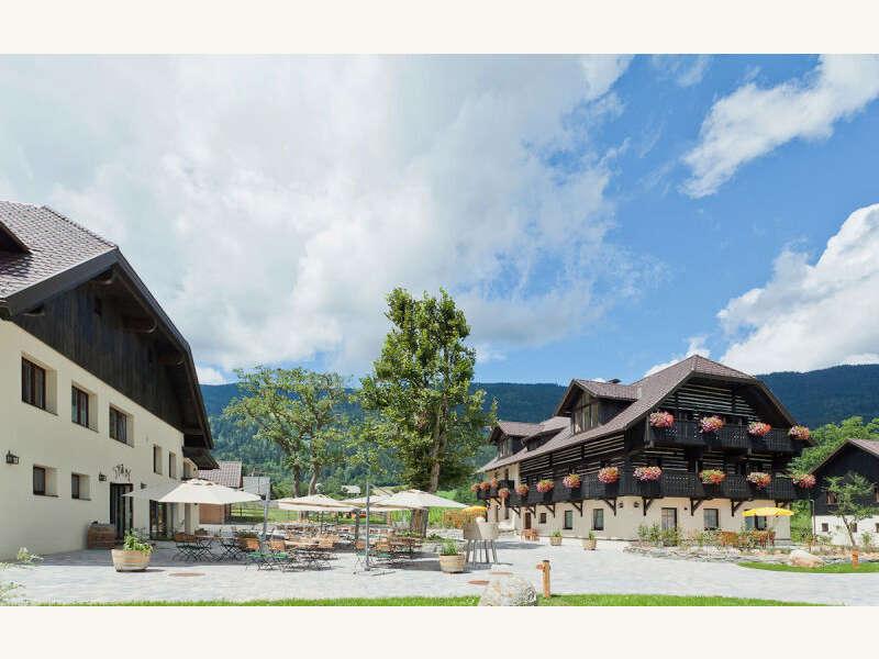 Terrassenwohnung in 9551 Bodensdorf am Ossiacher See - 1