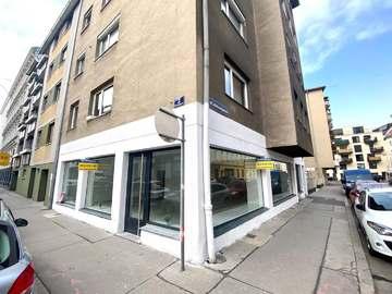 Ladenlokal in Wien, Ottakring