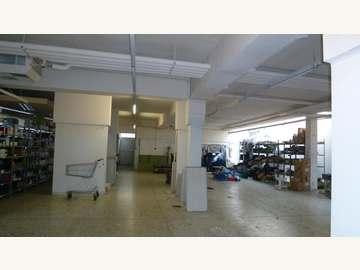 Produktionshalle in Wien /