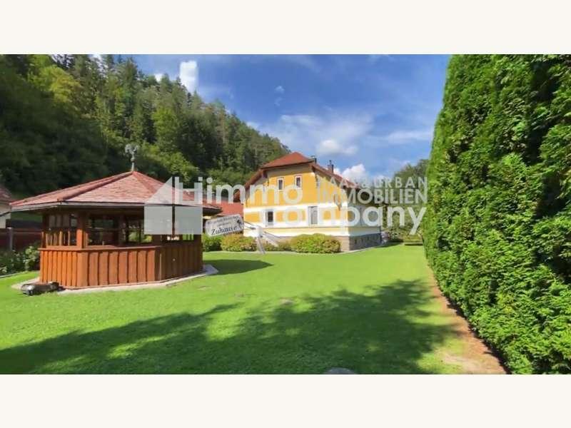 Einfamilienhaus in 8932 Weißenbach an der Enns - St. Gallen - 1